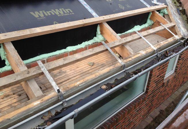 Nyt tag eller renovering af det gamle tag
