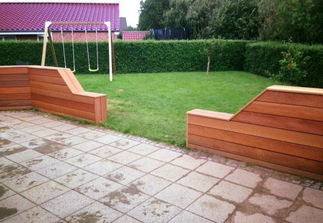 Ny terrasse fra Tømrer & Snedkerfirma Øllgaard