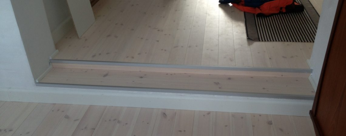 Gulv lavet af Tømrer- & Snedkerfirma Øllgaard i Esbjerg
